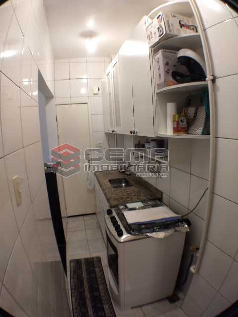4cozinha1 - Apartamento 1 quarto à venda Botafogo, Zona Sul RJ - R$ 495.000 - LAAP11723 - 15
