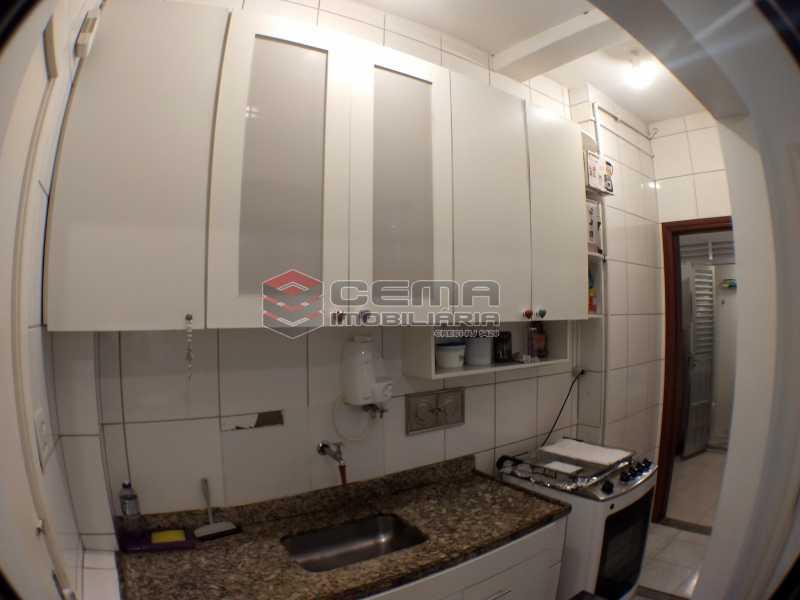 4cozinha3 - Apartamento 1 quarto à venda Botafogo, Zona Sul RJ - R$ 495.000 - LAAP11723 - 17