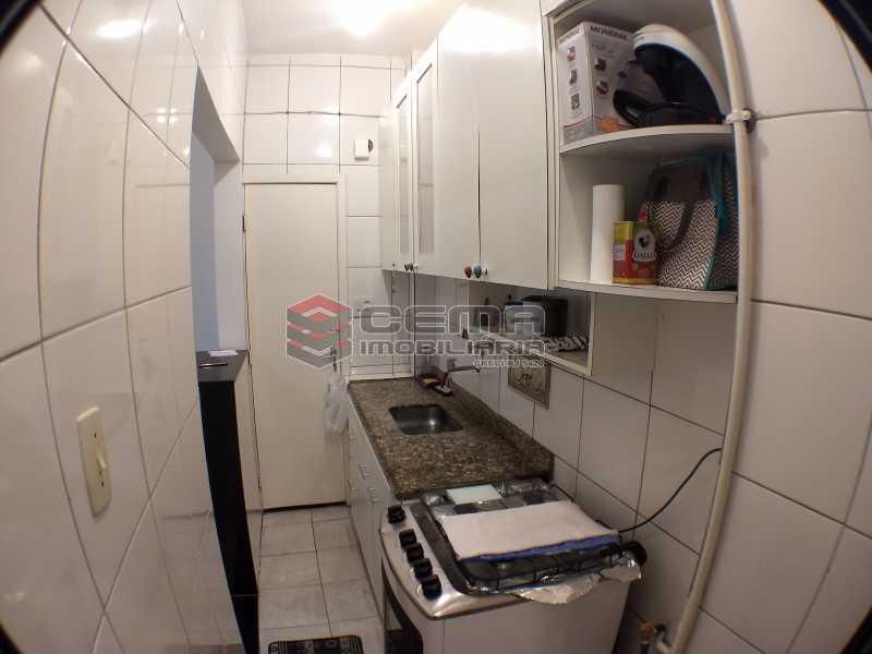4cozinha4 - Apartamento 1 quarto à venda Botafogo, Zona Sul RJ - R$ 495.000 - LAAP11723 - 18