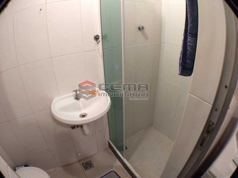 6banh.serviço2 - Apartamento 1 quarto à venda Botafogo, Zona Sul RJ - R$ 495.000 - LAAP11723 - 23