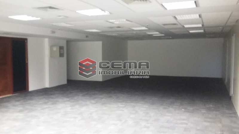 sala - Andar 406m² à venda Glória, Zona Sul RJ - R$ 4.300.000 - LAAN00070 - 1