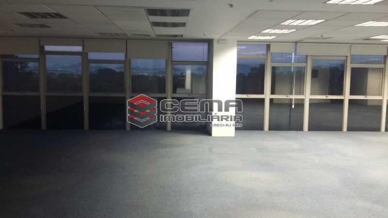 sala - Andar 406m² à venda Glória, Zona Sul RJ - R$ 4.300.000 - LAAN00070 - 3