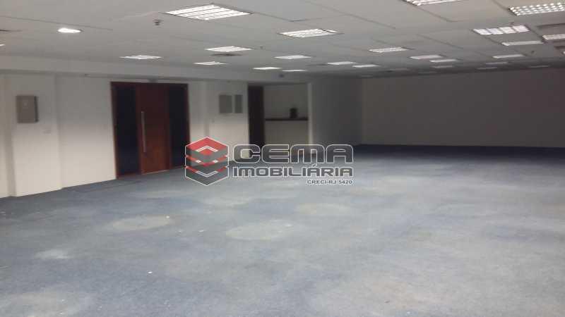 sala - Andar 406m² à venda Glória, Zona Sul RJ - R$ 4.300.000 - LAAN00070 - 4