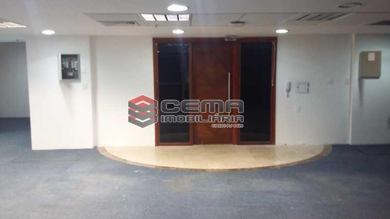 sala - Andar 406m² à venda Glória, Zona Sul RJ - R$ 4.300.000 - LAAN00070 - 6