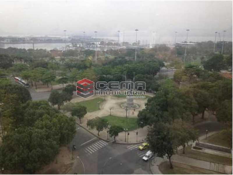 vista - Andar 406m² à venda Glória, Zona Sul RJ - R$ 4.300.000 - LAAN00071 - 1