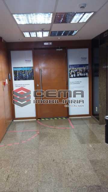 elevadores - Andar 406m² à venda Glória, Zona Sul RJ - R$ 4.300.000 - LAAN00071 - 15