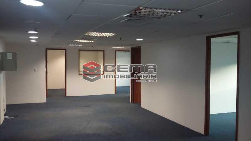sala - Andar 406m² à venda Glória, Zona Sul RJ - R$ 4.300.000 - LAAN00071 - 3
