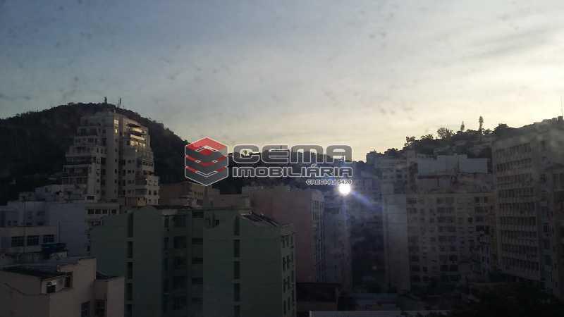 vista fundos - Andar 406m² à venda Glória, Zona Sul RJ - R$ 4.300.000 - LAAN00071 - 17