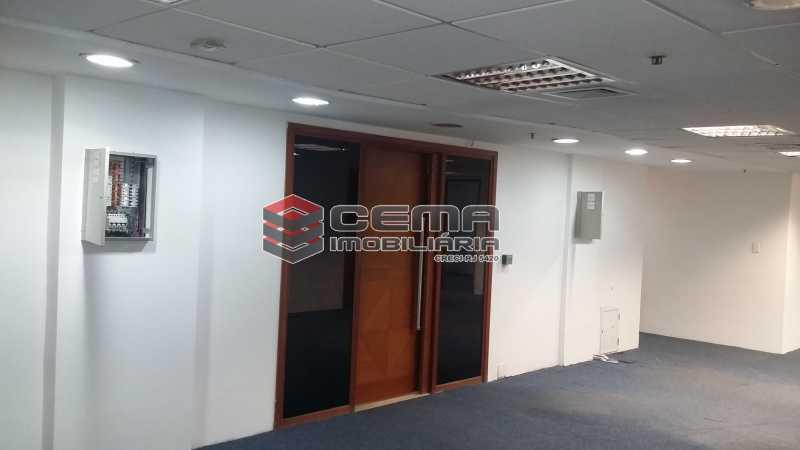 sala - Andar 406m² à venda Glória, Zona Sul RJ - R$ 4.300.000 - LAAN00071 - 4