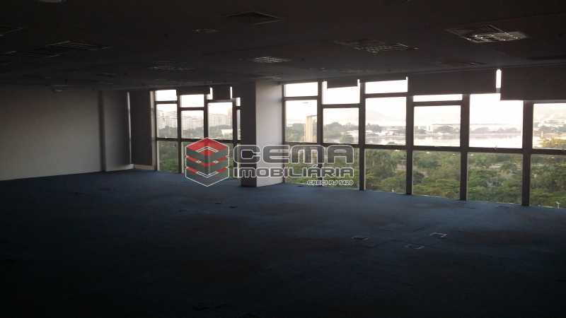 sala - Andar 406m² à venda Glória, Zona Sul RJ - R$ 4.300.000 - LAAN00071 - 5