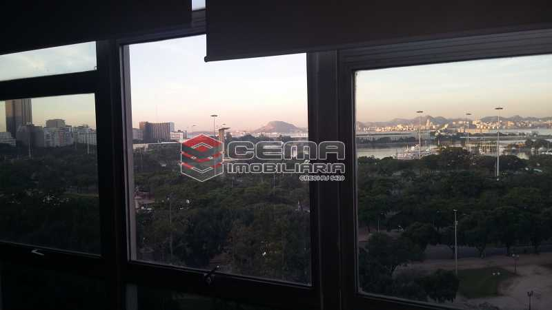 vista - Andar 406m² à venda Glória, Zona Sul RJ - R$ 4.300.000 - LAAN00071 - 14