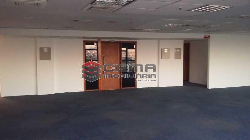 sala - Andar 406m² à venda Glória, Zona Sul RJ - R$ 4.300.000 - LAAN00071 - 9