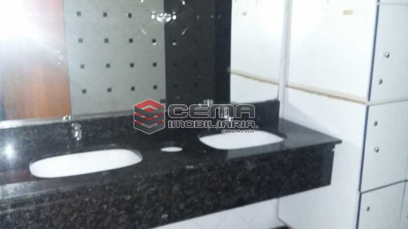 banheiro - Andar 406m² à venda Glória, Zona Sul RJ - R$ 4.300.000 - LAAN00071 - 18