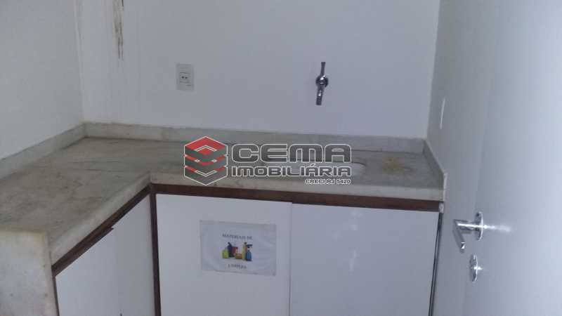 cozinha - Andar 406m² à venda Glória, Zona Sul RJ - R$ 4.300.000 - LAAN00071 - 19