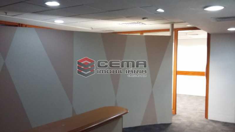 sala - Andar 406m² à venda Glória, Zona Sul RJ - R$ 4.300.000 - LAAN00072 - 5