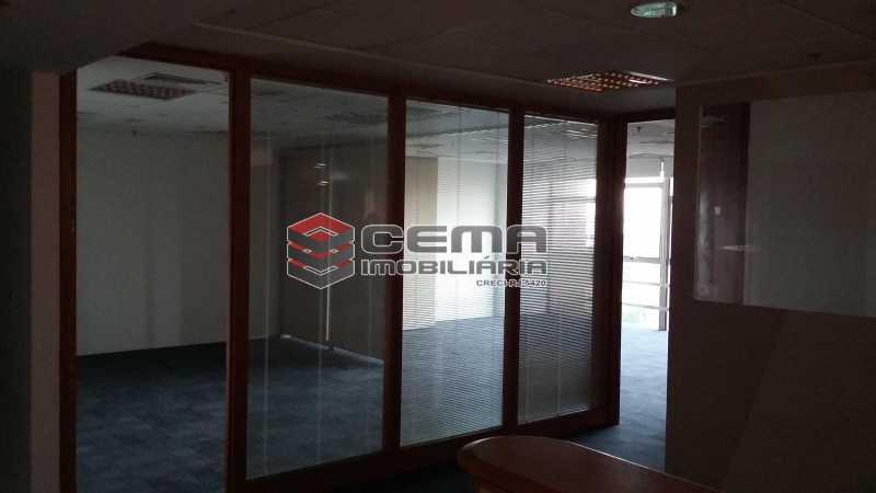 sala - Andar 406m² à venda Glória, Zona Sul RJ - R$ 4.300.000 - LAAN00072 - 3