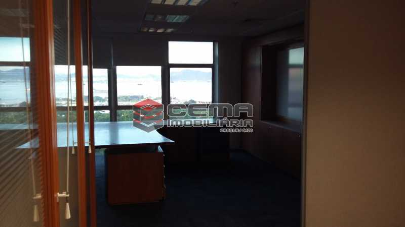 sala - Andar 406m² à venda Glória, Zona Sul RJ - R$ 4.300.000 - LAAN00072 - 4