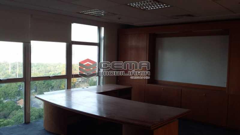 sala - Andar 406m² à venda Glória, Zona Sul RJ - R$ 4.300.000 - LAAN00072 - 6