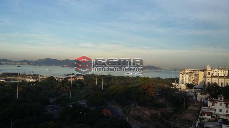 vista - Andar 406m² à venda Glória, Zona Sul RJ - R$ 4.300.000 - LAAN00072 - 17
