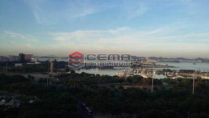 vista - Andar 406m² à venda Glória, Zona Sul RJ - R$ 4.300.000 - LAAN00072 - 18