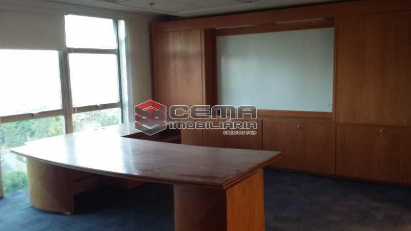 sala - Andar 406m² à venda Glória, Zona Sul RJ - R$ 4.300.000 - LAAN00072 - 8
