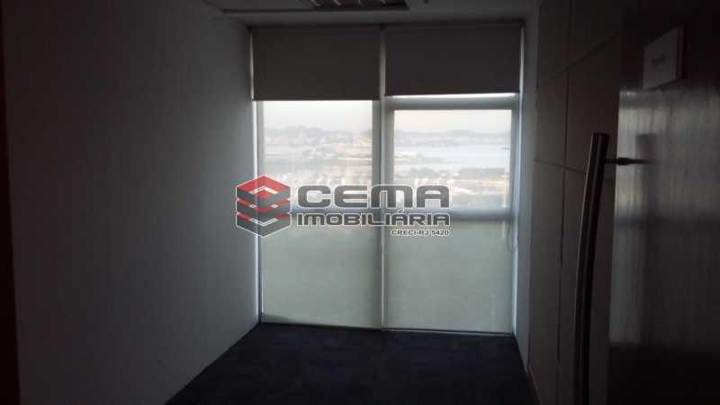 sala - Andar 406m² à venda Glória, Zona Sul RJ - R$ 4.300.000 - LAAN00072 - 9