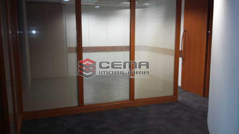 sala - Andar 406m² à venda Glória, Zona Sul RJ - R$ 4.300.000 - LAAN00072 - 11