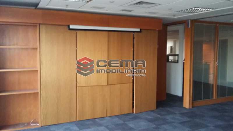 sala - Andar 406m² à venda Glória, Zona Sul RJ - R$ 4.300.000 - LAAN00072 - 13