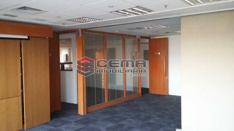 sala - Andar 406m² à venda Glória, Zona Sul RJ - R$ 4.300.000 - LAAN00072 - 14