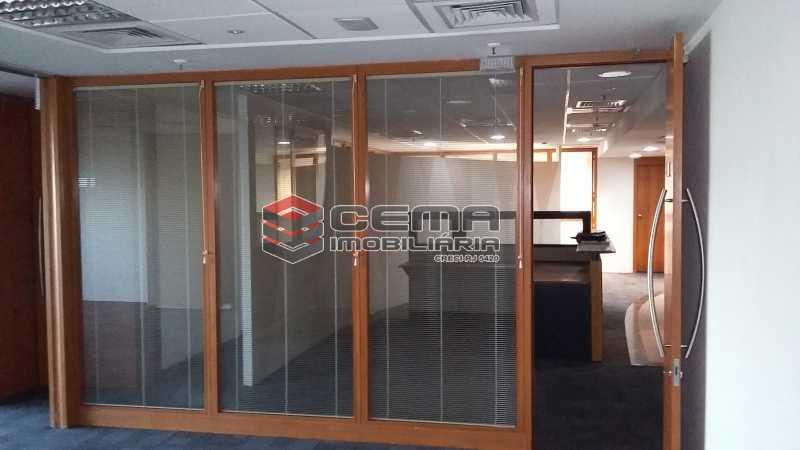sala - Andar 406m² à venda Glória, Zona Sul RJ - R$ 4.300.000 - LAAN00072 - 15