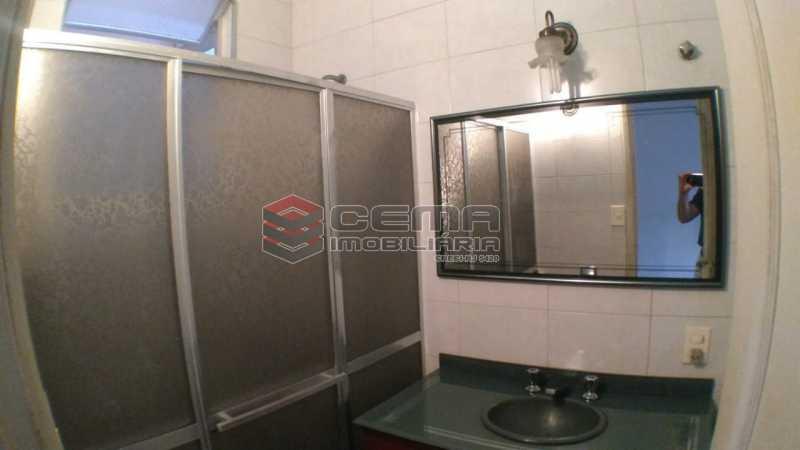 banheiro - Apartamento À Venda - Rio de Janeiro - RJ - Flamengo - LAAP11725 - 11