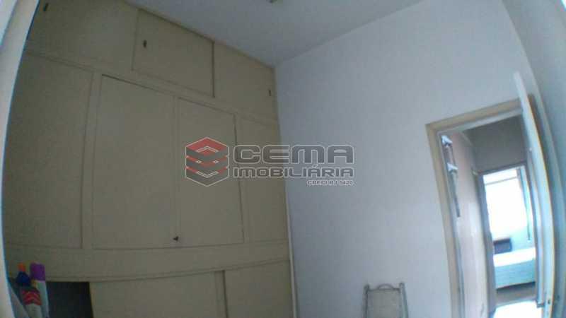 quarto de empregada revertido - Apartamento À Venda - Rio de Janeiro - RJ - Flamengo - LAAP11725 - 19
