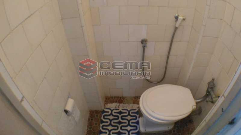 banheiro de empregada - Apartamento À Venda - Rio de Janeiro - RJ - Flamengo - LAAP11725 - 21