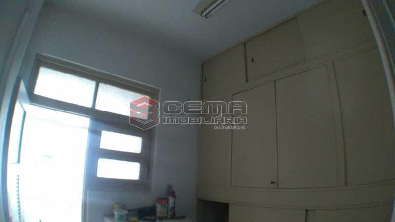 quarto de empregada revertido - Apartamento À Venda - Rio de Janeiro - RJ - Flamengo - LAAP11725 - 20