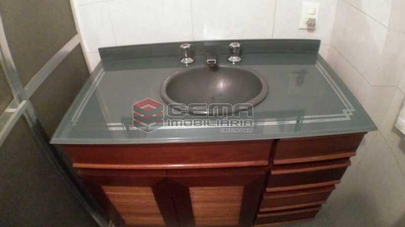 banheiro - Apartamento À Venda - Rio de Janeiro - RJ - Flamengo - LAAP11725 - 13