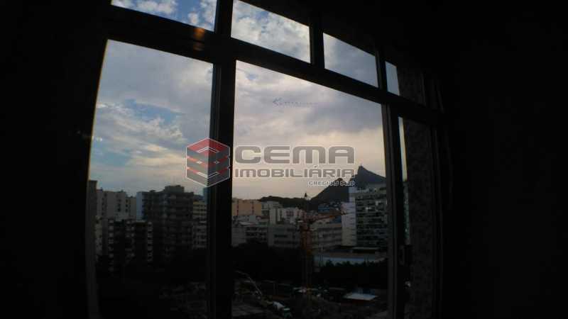 vista sala - Apartamento À Venda - Rio de Janeiro - RJ - Flamengo - LAAP11725 - 22