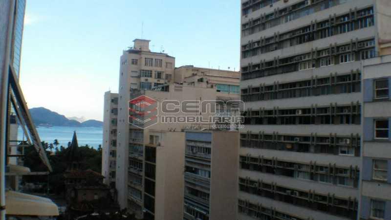 vista quarto - Apartamento À Venda - Rio de Janeiro - RJ - Flamengo - LAAP11725 - 23