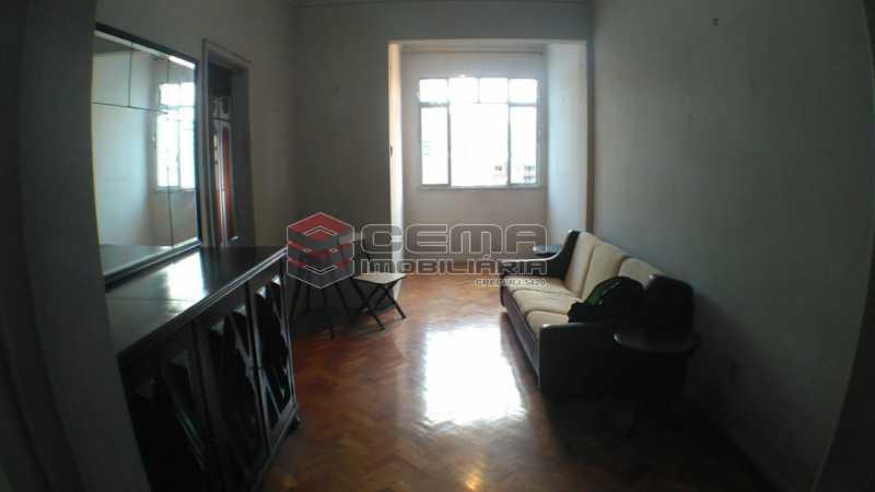 sala - Apartamento À Venda - Rio de Janeiro - RJ - Flamengo - LAAP11725 - 6