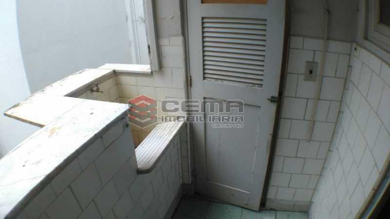 área de serviço - Apartamento À Venda - Rio de Janeiro - RJ - Flamengo - LAAP11725 - 18