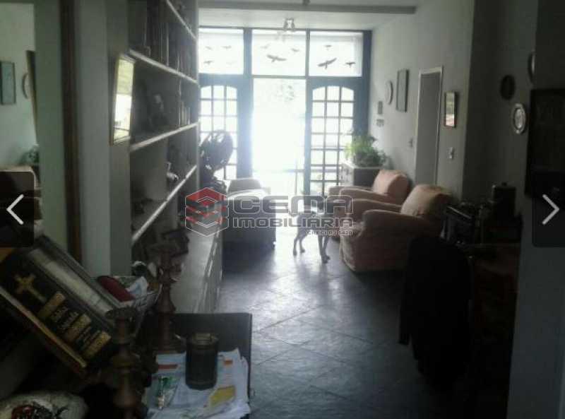 foto 01 - Casa À Venda - Santa Teresa - Rio de Janeiro - RJ - LACA40069 - 5