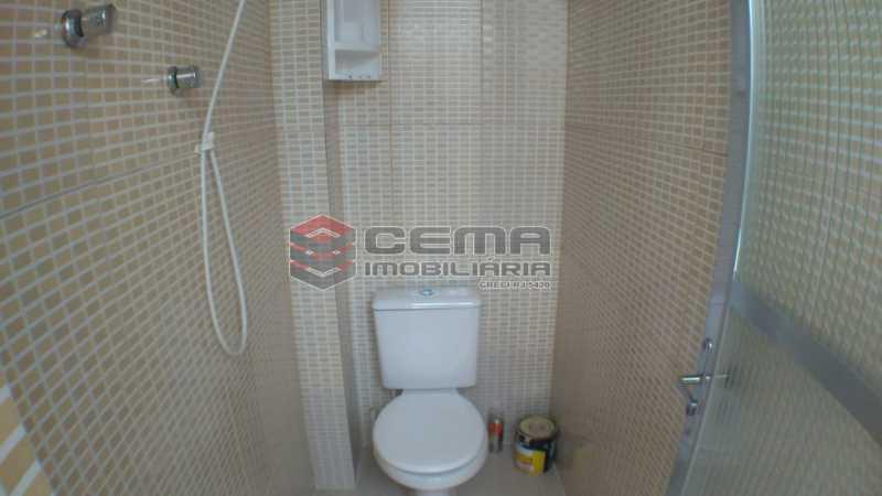 banheiro de empregada - Apartamento À Venda - Rio de Janeiro - RJ - Laranjeiras - LAAP32545 - 25
