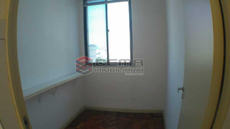 quarto de empregada - Apartamento À Venda - Rio de Janeiro - RJ - Laranjeiras - LAAP32545 - 24