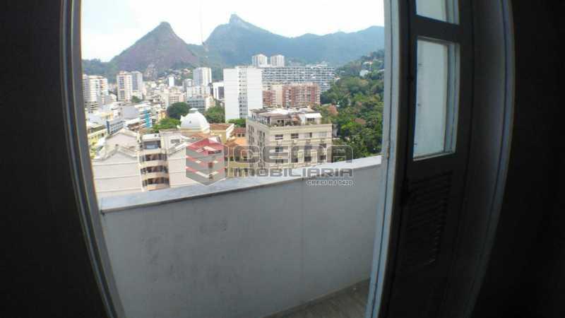 varanda - Apartamento À Venda - Rio de Janeiro - RJ - Laranjeiras - LAAP32545 - 1