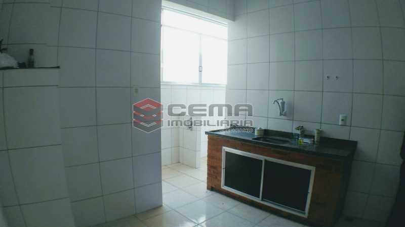 cozinha - Apartamento À Venda - Rio de Janeiro - RJ - Laranjeiras - LAAP32545 - 21