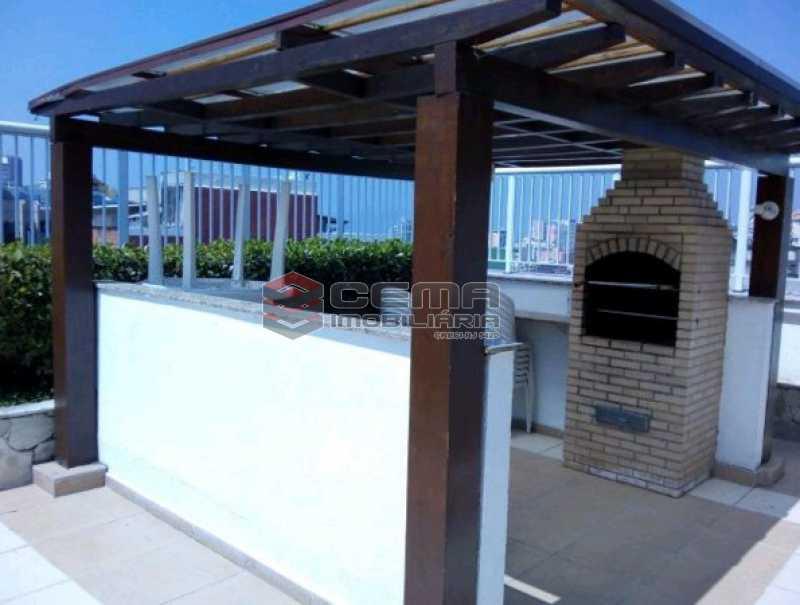 2 - Kitnet/Conjugado 32m² à venda Avenida Gomes Freire,Centro RJ - R$ 353.000 - LAKI00921 - 10