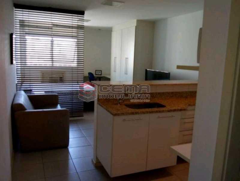 11 - Kitnet/Conjugado 32m² à venda Avenida Gomes Freire,Centro RJ - R$ 353.000 - LAKI00921 - 4