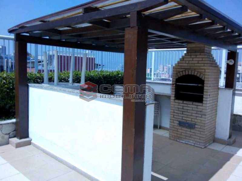 12 - Kitnet/Conjugado 32m² à venda Avenida Gomes Freire,Centro RJ - R$ 353.000 - LAKI00921 - 25