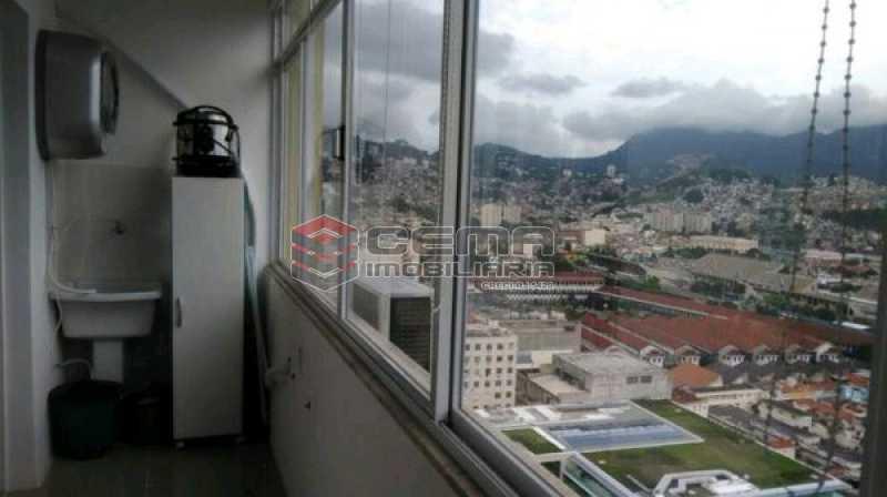 1 - Apartamento 1 quarto à venda Centro RJ - R$ 330.000 - LAAP11746 - 5