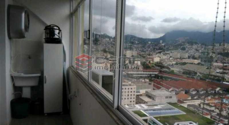 11 - Apartamento 1 quarto à venda Centro RJ - R$ 330.000 - LAAP11746 - 12