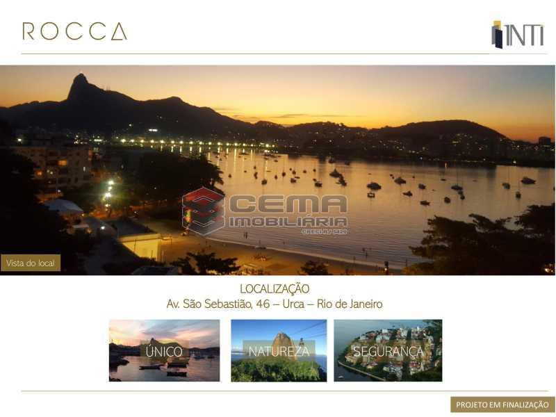 ROCCA INFOS - PROJETO EM FINAL - Apartamento À Venda - Rio de Janeiro - RJ - Urca - LAAP32548 - 1